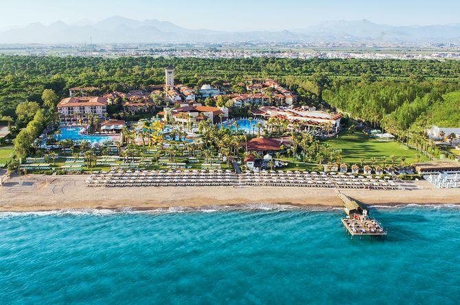 Paloma Grida Resort & Spa, Antalya & ses environs