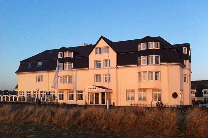 Lindner Strand Hotel Windrose, Frise du Nord et Îles de la Frise du Nord
