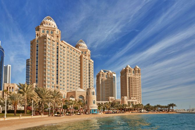Four Seasons Hotel Doha, Qatar
