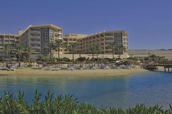 Hurghada Marriott Beach Resort, Hurghada