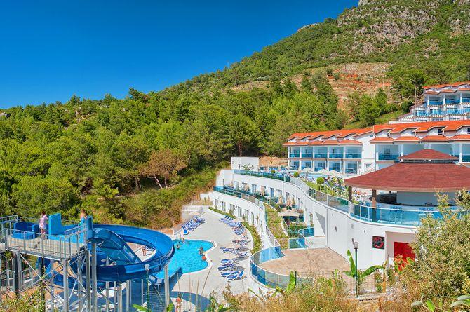 Garcia Resort, Dalaman