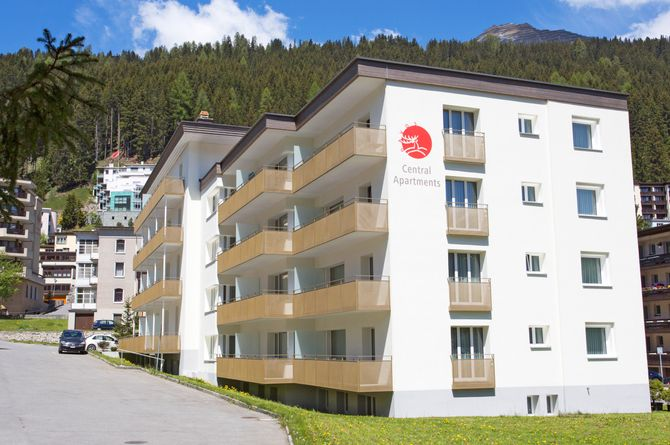Central Appartements Davos, Davos-Klosters