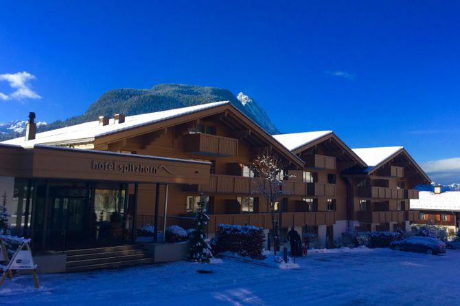 Hôtel Spitzhorn, Gstaad-Saanen