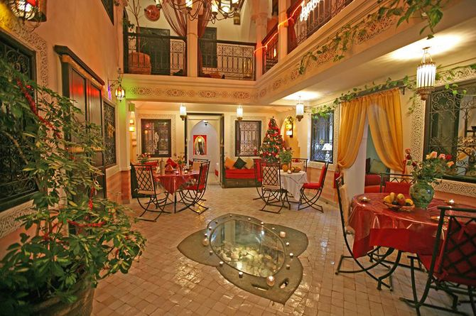 Riad Ain Marrakech, Marrakech