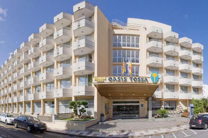 Hotel GHT Oasis Tossa, Costa Brava