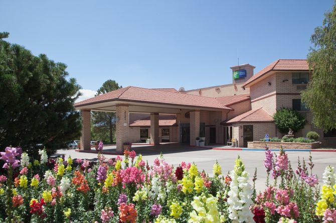 Holiday Inn Express Mesa Verde-Cortez, Parcs nationaux (USA)