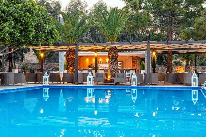 Elounda Palm Hotel, Crète