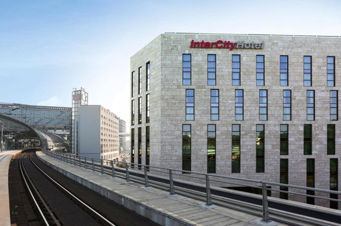 InterCity Hotel Berlin Hauptbahnhof, Berlin