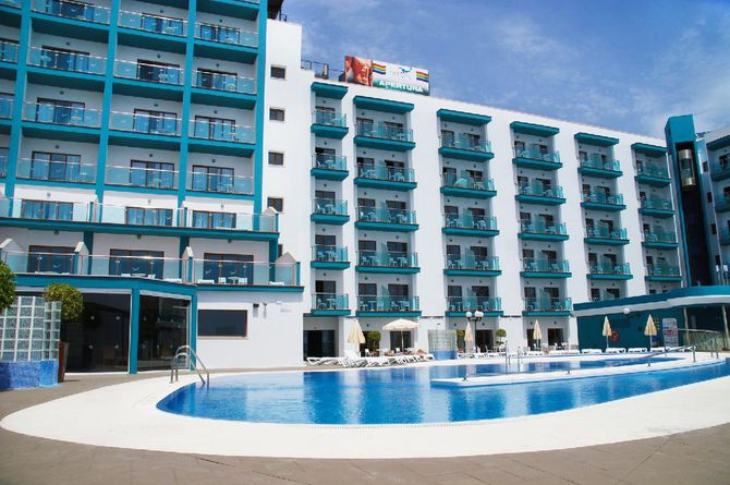 Hotel Ritual Torremolinos, Costa del Sol