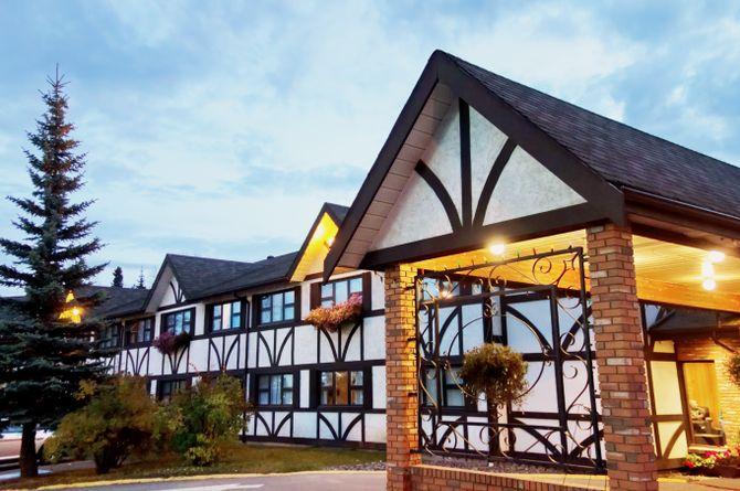 Hudson Bay Lodge, Smithers