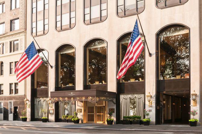 Park Lane Hotel, New York City