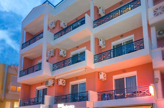 Hôtel Thalassies, Thasos