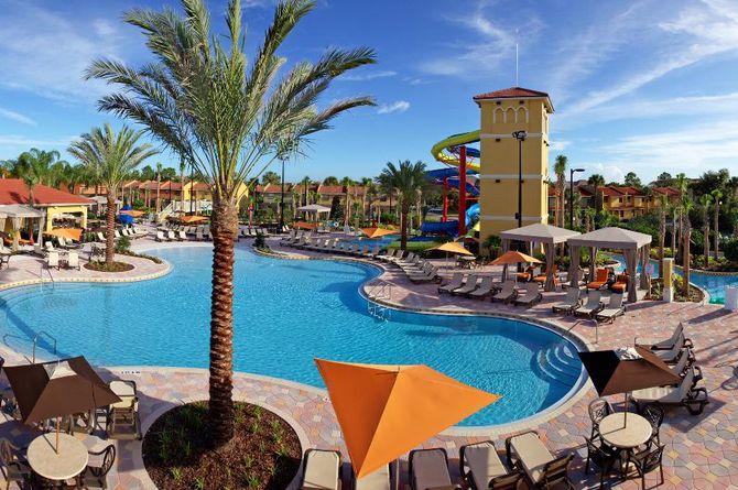 Fantasy World Resort, Orlando & ses environs