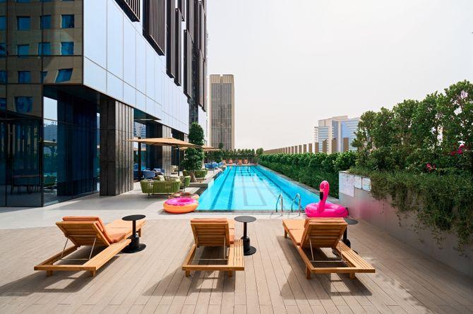 Revier Dubai, Dubaï