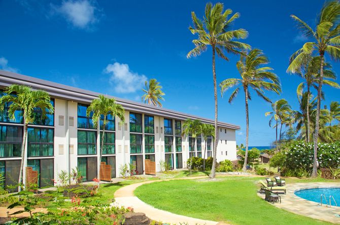 Hilton Garden Inn Kauai Wailua Bay, Kauai