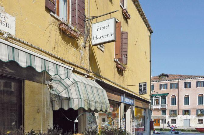 Hôtel Hesperia, Province de Venise