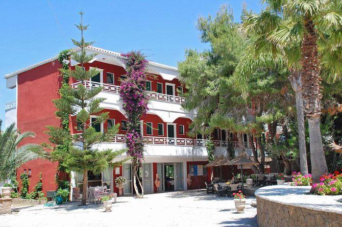 Vasilikos Beach Hôtel, Zante