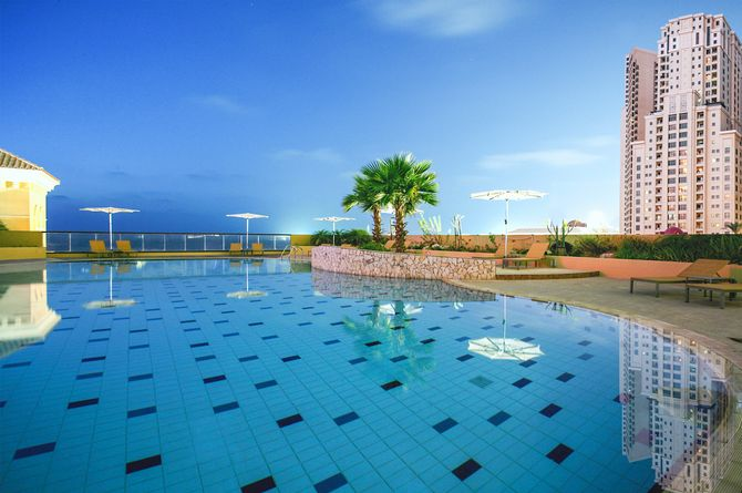 Amwaj Rotana Jumeirah Beach Residence, Dubai