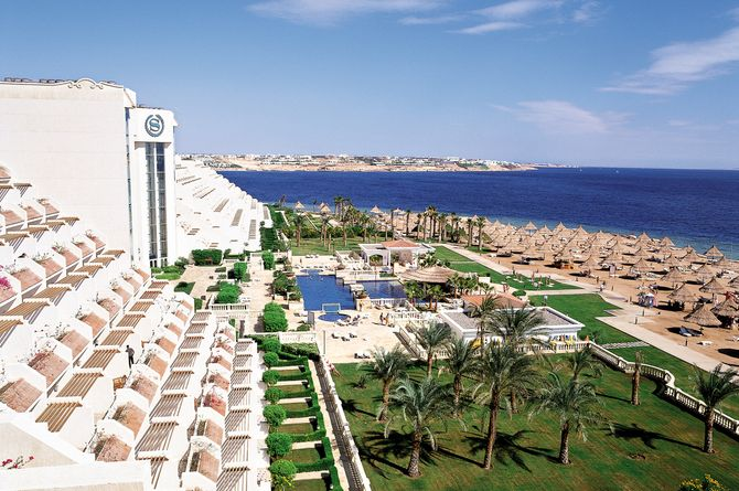 Sheraton Sharm Hotel & Resort, Sharm el-Sheikh