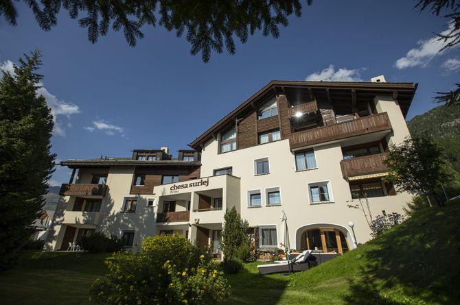 Hotel Chesa Surlej - Sommer inkl. Bergbahnen*, Oberengadin