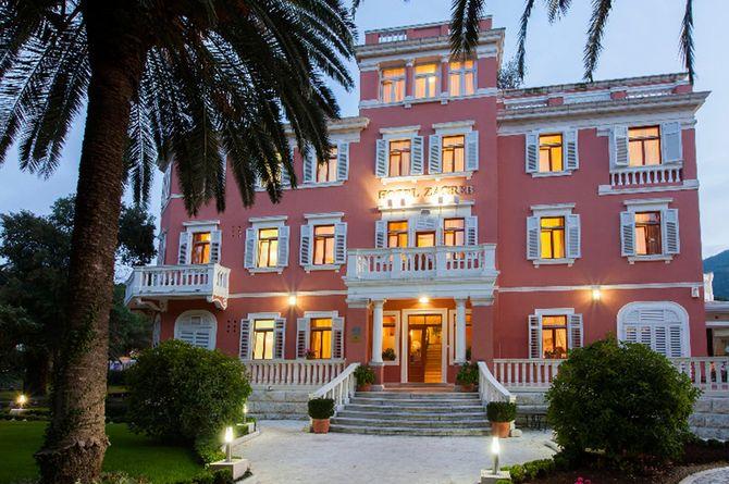 Hotel Zagreb, Dubrovnik & Umgebung