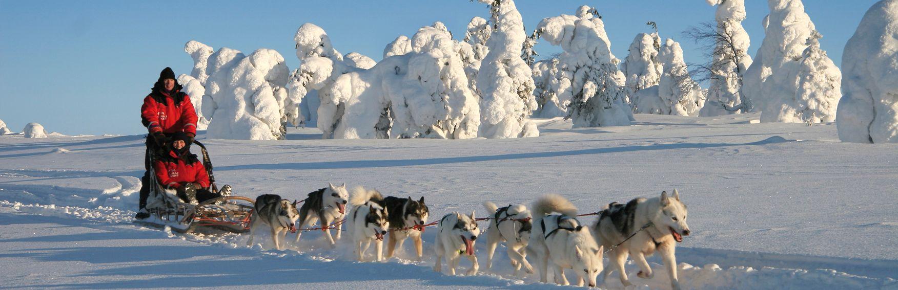 Nordische Winterferien
