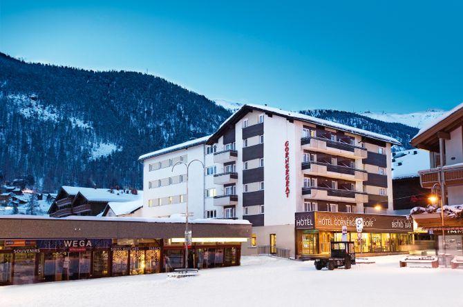 Hôtel Gornergrat, Haut-Valais