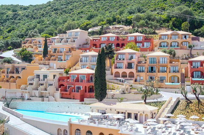 MarBella Nido Suite Hotel & Villas, Corfou