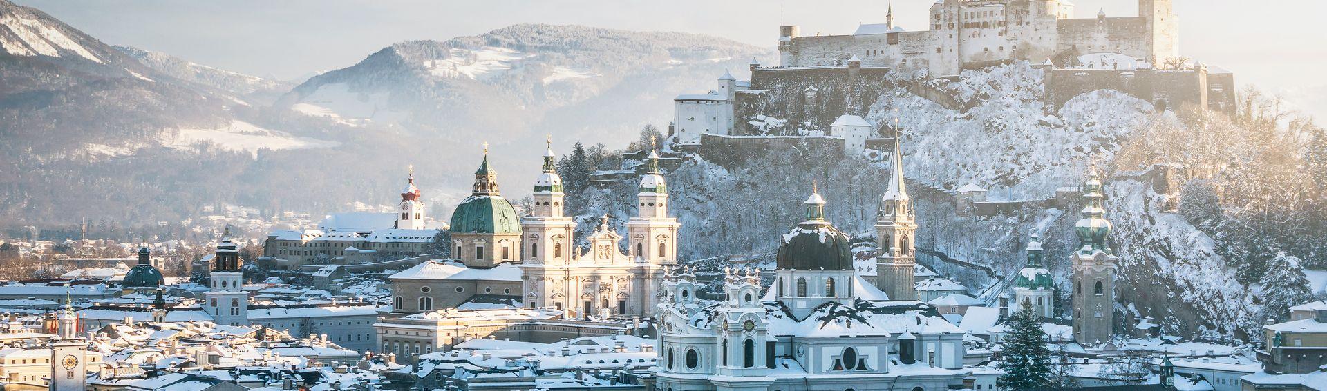 Région de Salzbourg