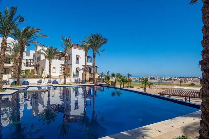 Ancient Sands Golf Resort El Gouna, Hurghada