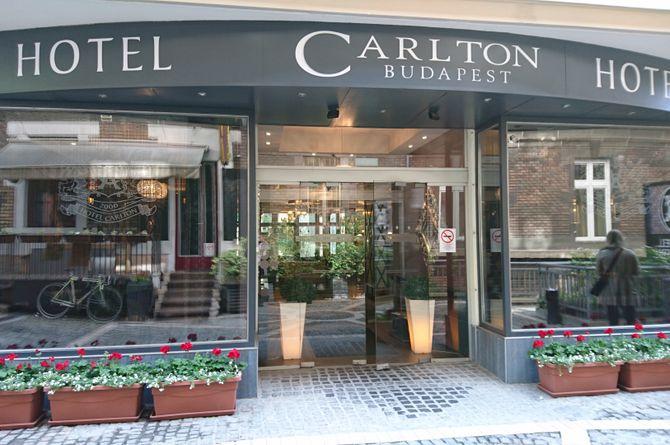 Carlton Hotel Budapest, Budapest