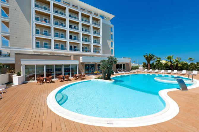 Hotel Ambasciatori, Rimini & Umgebung