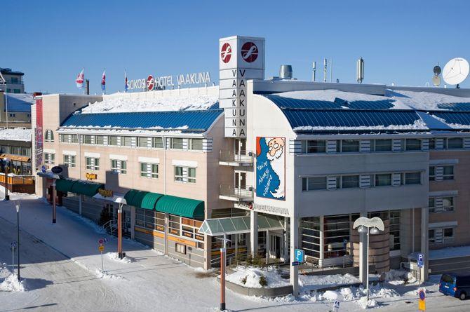 Sokos Vaakuna, Rovaniemi
