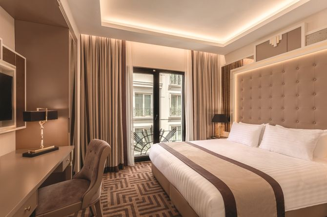 Ramada Hotel And Suites Istanbul Golden Horn, Istanbul