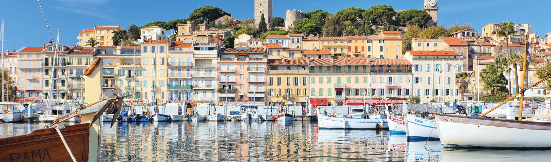 Cannes & Umgebung (Côte d'Azur - Südfrankreich)