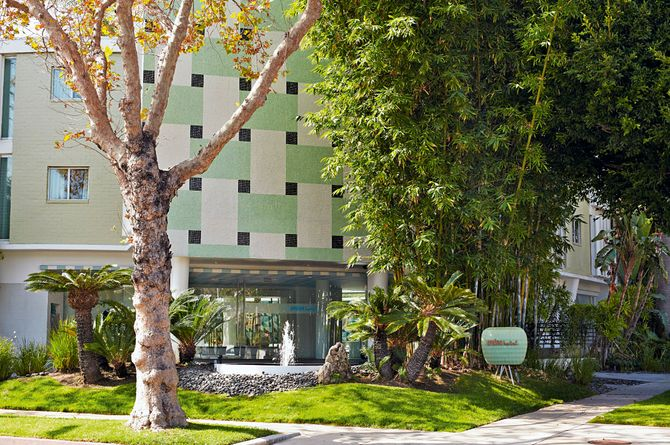 Avalon Hotel, Los Angeles