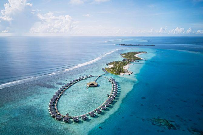The Ritz Carlton Maldives Fari Islands, Maldives