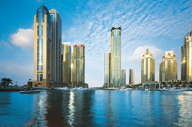 Marriott Harbour Hotel & Suites, Dubaï