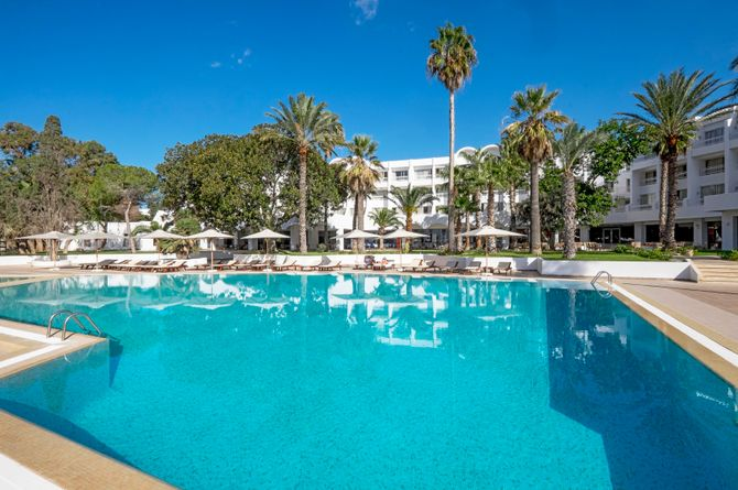 Hotel Bel Azur Thalasso & Bungalows, Nordtunesien