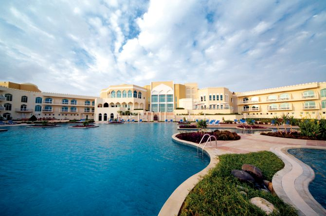 Kairaba Mirbat Resort, Salalah