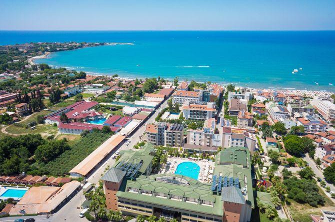 Side Star Park, Antalya & ses environs