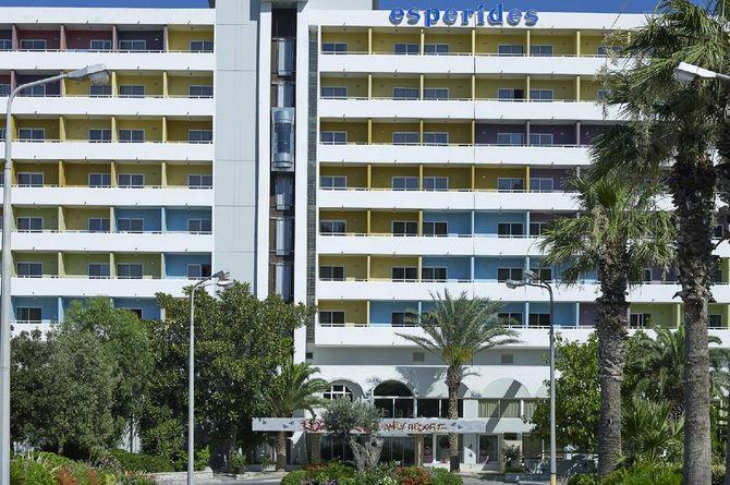 Esperides Beach Family Resort, Rhodos