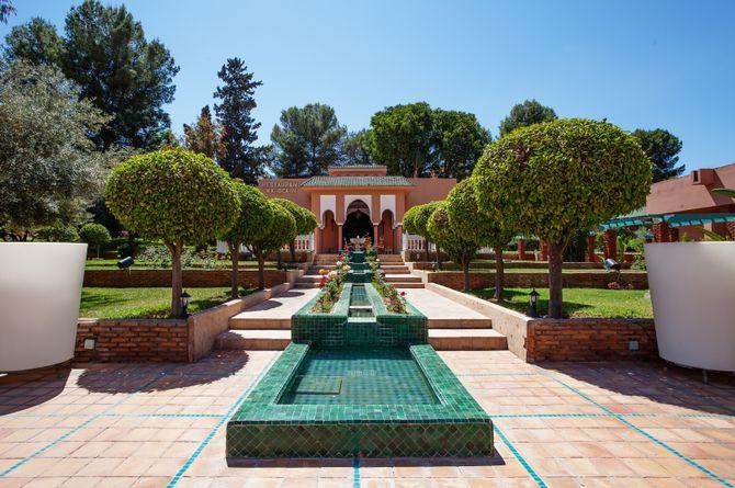 Labranda Rose Aqua Park, Marrakesch