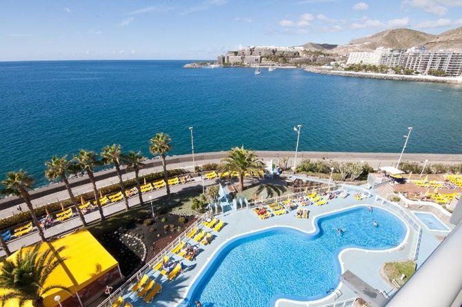 Green Beach Aparthotel, Gran Canaria