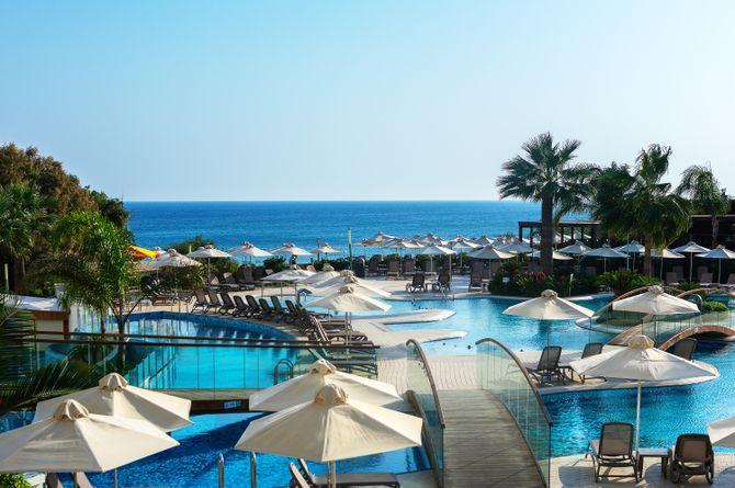 Melissi Beach Hotel & Spa, Zypern