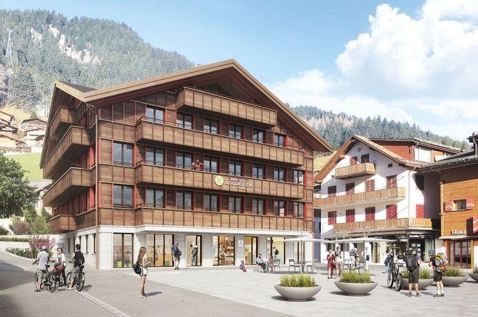 Apart Hotel Adelboden - Sommer inkl. Bergbahnen, Adelboden-Lenk