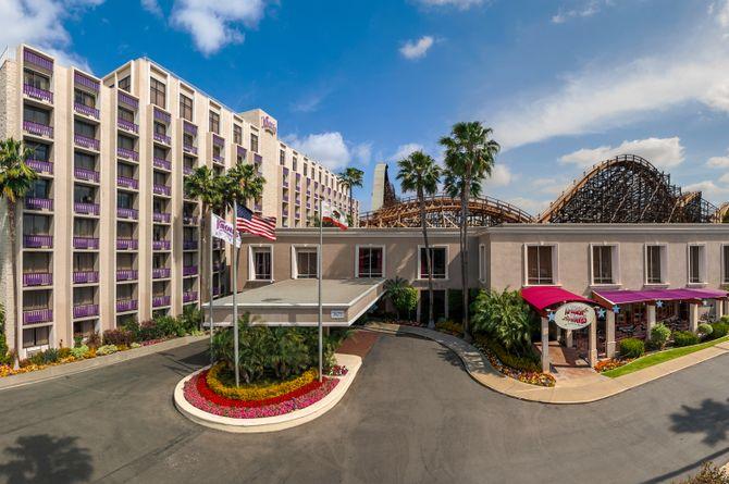 Knotts Berry Farm Resort Hotel, Los Angeles