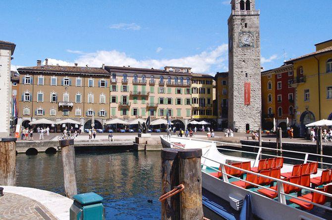 Hotel Centrale, Riva del Garda et environs