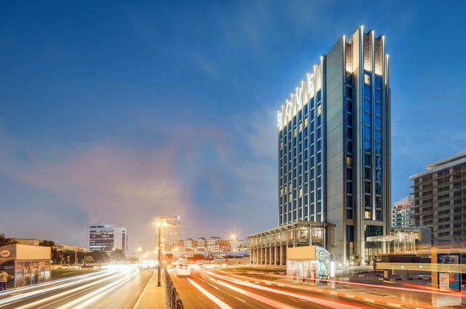 Rove Healthcare City, Dubai