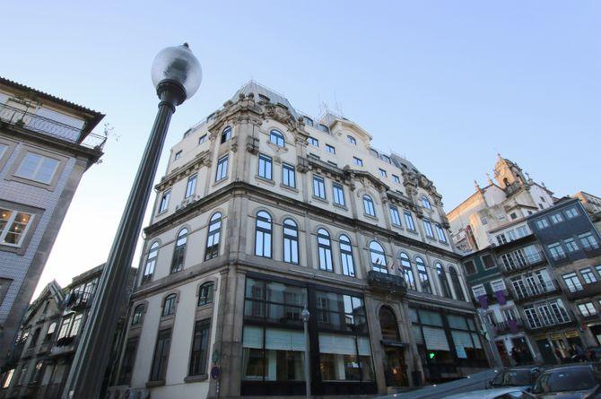 Hôtel da Bolsa, Porto